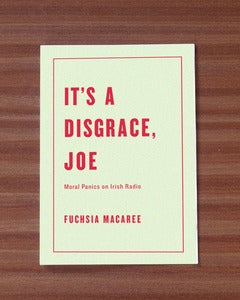 Image of It's a Disgrace, Joe