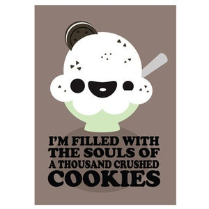 Image of Cookies and Cream Wall Art