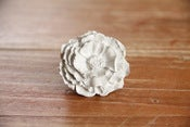Image of Cement Poppy Pin