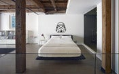 Image of Almost giant 2ft x 2ft SLOTH Trooper Wall sticker