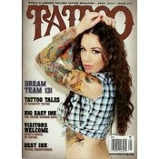 Image of Tattoo Magazine featuring Emily Parker