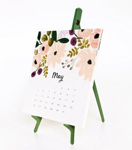 Image of Rifle Paper Co Botanical Calendar