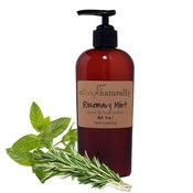 Image of Rosemary Mint - 8oz Hand & Body Lotion - NUT FREE