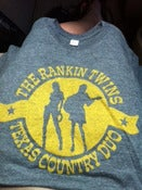Image of Texas Country Duo T-shirt