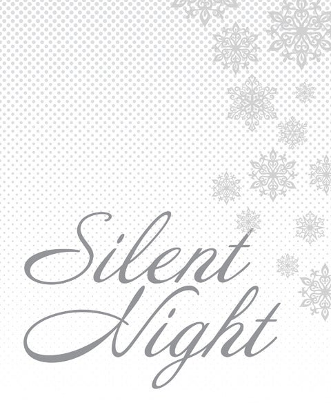 Image of Silent Night-Snowstorm