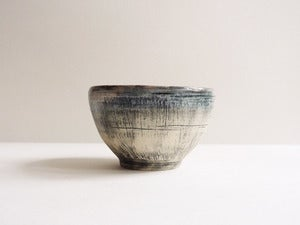 Image of Grey Textured Tea Cup III