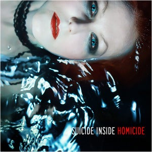 "Image of SUICIDE INSIDE ""Homicide"" (signed for you by SI)"
