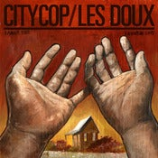 Image of CityCop/Les Doux - Family Ties/Labors of Love CS