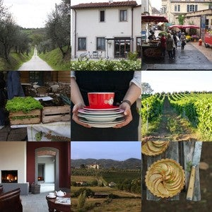 Image of Food Culture Exploration through food & lifestyle photography in Tuscany, Italy (double occupancy)
