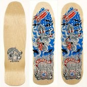 Image of Shipyard Skates &quot;Terror of the Deep&quot; Deck