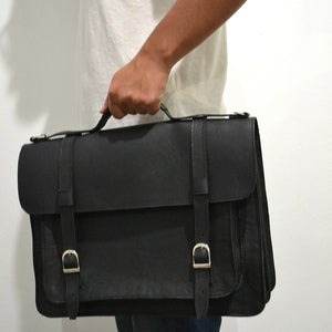 Image of Briefcase #1 Leather Satchel