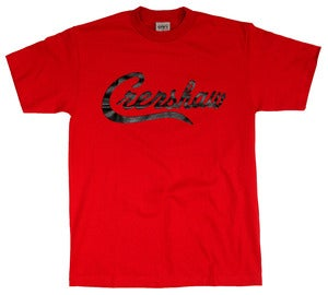 Image of Crenshaw T-Shirt (Red/Black)