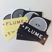 Image of Flume Sticker Bundle
