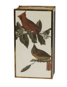 Image of Red Cardinal Matchbox