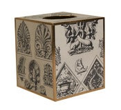 Image of Architectural Tissue Box