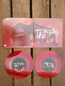 Image of The Disciplines - Single (Limited Edition - Red 7&quot;)