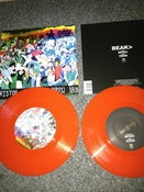 "Image of BEAK> mono / kenn RED VINYL 7"" limited 300 copies"