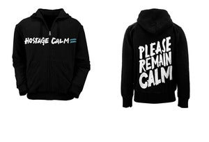 Image of Please Remain Calm Hoodie