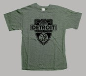Image of Detroit Motor Apparel Crest T-Shirt