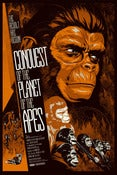 Image of CONQUEST OF THE PLANET OF THE APES - ALT