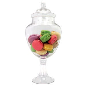 Image of Glass Treat Apothercary Jars