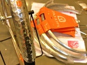 Image of VELO ORANGE MUDGUARD SET