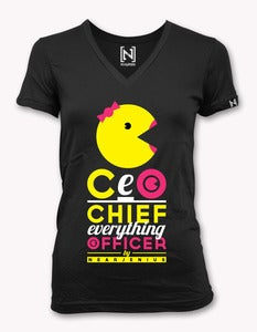 Image of CEO (Chief Everything Officer) Vneck