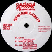 Image of GED-013 SUPER SOUL XMAS