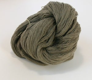 Image of Dusty Sand Slender Silk Yarn