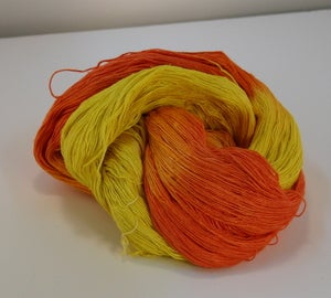 Image of Sunburst Silk Cloud Silk Yarn