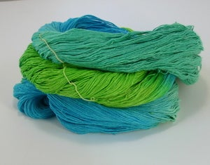 Image of Mermaid at the Sea Silk Cloud Silk Yarn