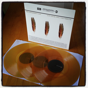 Image of The Appleseed Cast - Low Level Owl 1 & 2 (3LP)