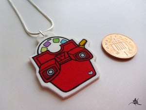 Image of Viewmaster Necklace