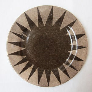 Image of Star appetizer plates
