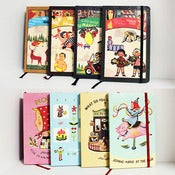 Image of 7321Design Francoise Vintage Notebook