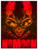 Image of NOMOON: The Grey Demon Poster 18x24