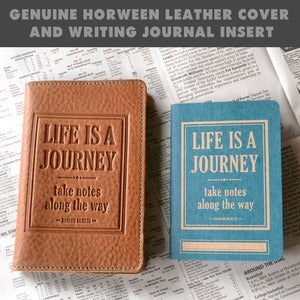 Image of Leather Journal Cover &amp; Journal