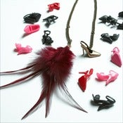Image of Collar Lujuria  Lust necklace