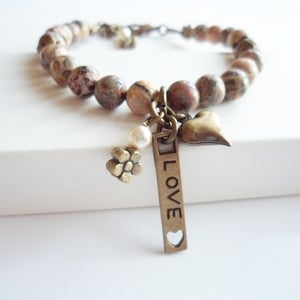 Image of One True Love Bracelet