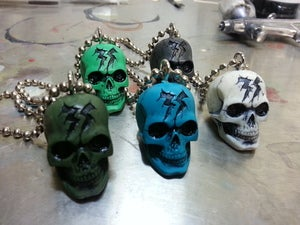 Image of 3S Skull Key Chains !! Brand New !!