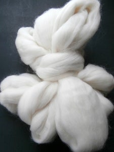 Image of 80/20 Merino/Angora Top, 4oz