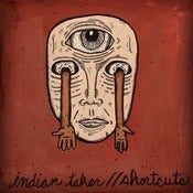 "Image of Indian Taker/Shortcuts Split 7"" [Green]"