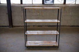 Image of Mobile Shelving Unit