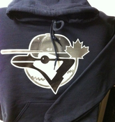 "Image of ""FITTED JAYS"" Hoodie (GREYS)"