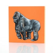 Image of GORILLA 4X4 PAINTING