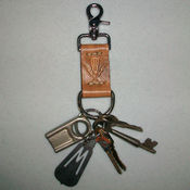 Image of Attached Key Holder
