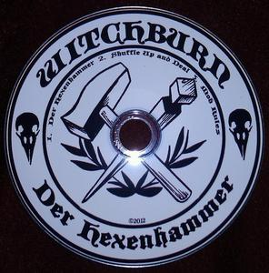 Image of WITCHBURN CD - Der Hexenhammer EP