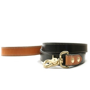 Image of Voyage Lead (Black/Chestnut)