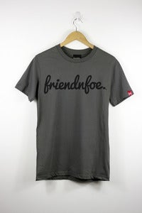 Image of The Charcoal Logo Tee