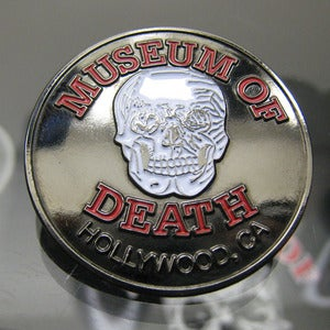 Image of Deluxe metal pin